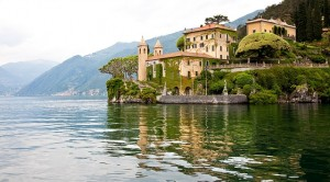 Lake Cuomo Italië Water Herenhuis